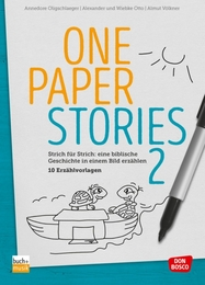 Produktabbildung - One Paper Stories Band 2